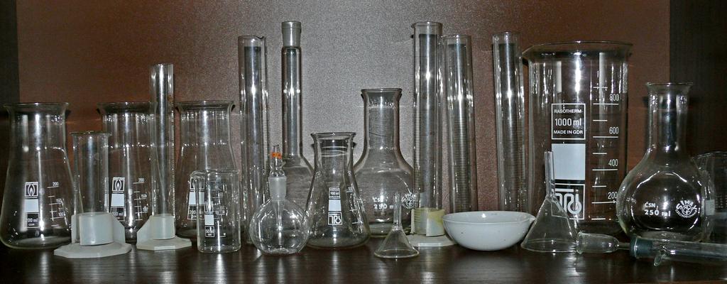 химическая посуда для нагревания фото